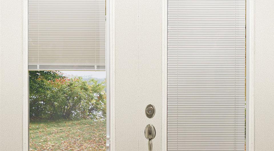 Mastercraft Internal Blinds Patio Doors